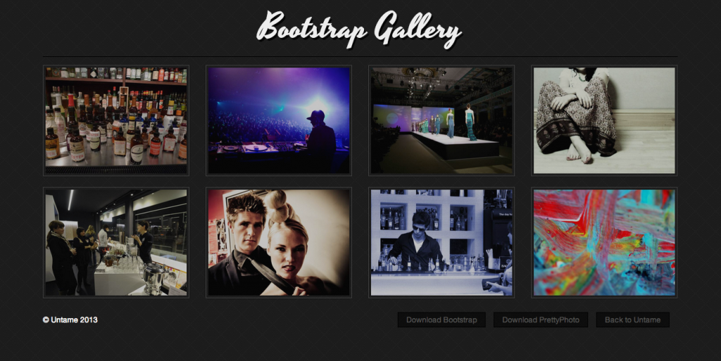 How To Build A Responsive Lightbox Gallery With Twitter